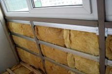 Как правильно утеплить балкон изнутри фото