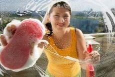 Как мыть пластиковые окна в домашних условиях