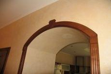 Как оформить дверной проем без дверей фото вариантов