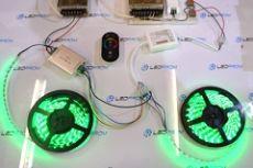 Как подключить светодиодную ленту к 220в?