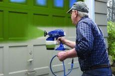 Как выбрать электрический краскопульт для дома