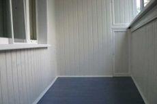 Как обшить стены на балконе фото