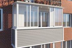 Отделка балкона сайдингом снаружи пошаговая инструкция