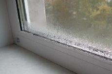 Почему потеют пластиковые окна и как устранить причину?