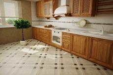 Какой пол лучше сделать на кухне?
