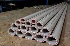 Технические характеристики полипропиленовых труб для отопления