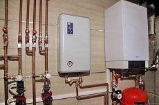 Правила установки газового котла фото