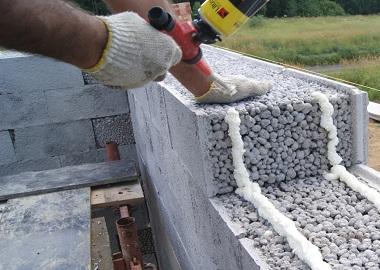Баня из керамзитобетонных блоков: достоинства и недостатки