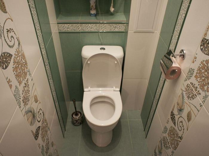 Дизайн туалета маленького размера фото в хрущевке