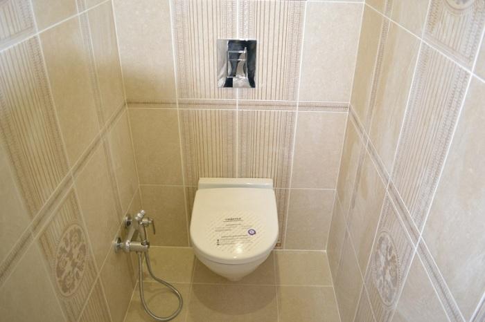 Маленький туалет в хрущевке фото