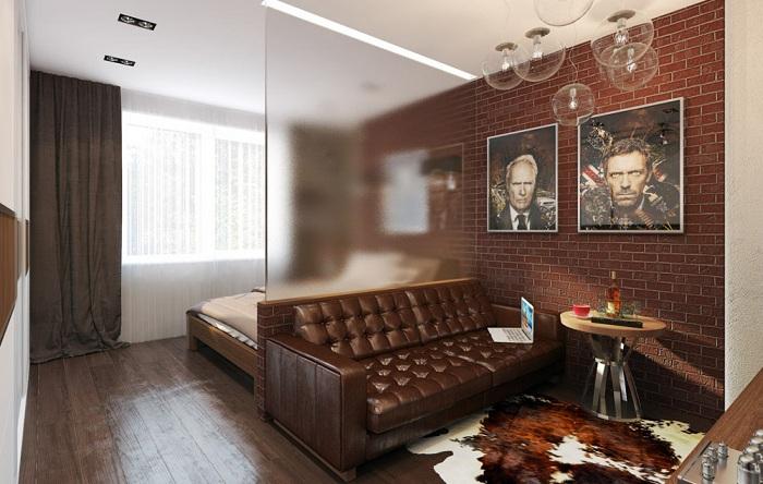 вариантов перепланировки двухкомнатной квартиры в доме
