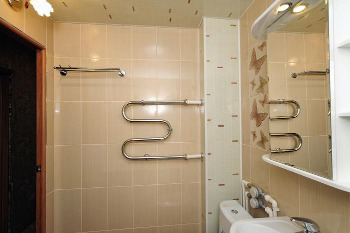 Как сделать трубу для ванной 927
