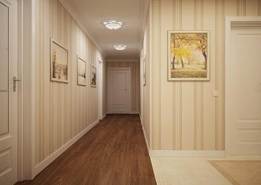 Обои для прихожей и коридора: как правильно выбрать