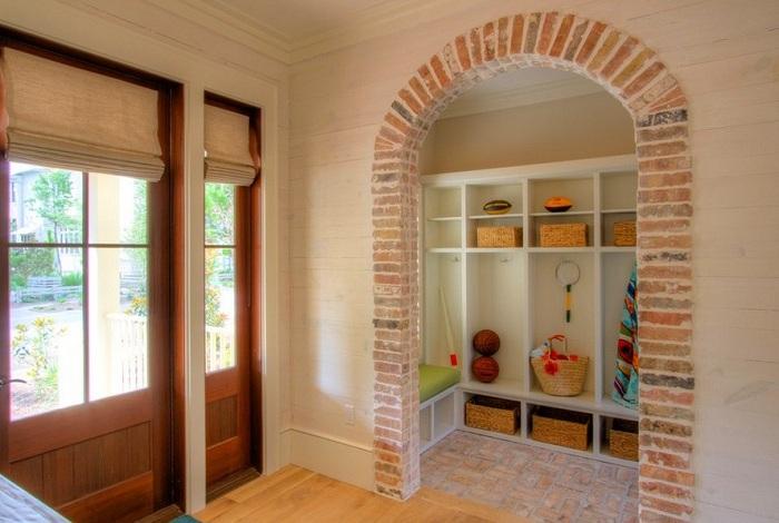 Как красиво оформить дверной проем без двери своими руками фото 3