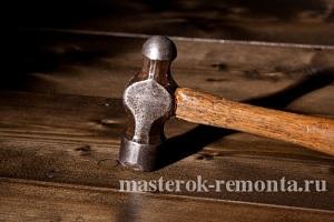 Как устранить скрип деревянного пола в квартире не разбирая пол