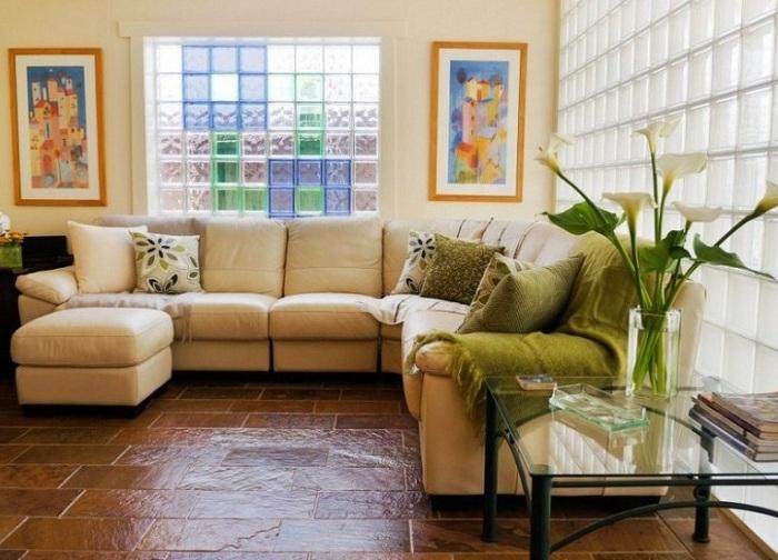 Стеклоблоки в интерьере квартиры, Советы и рекомендации от специалистов