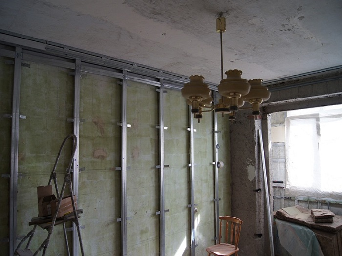 Герметизация наружных швов балкона