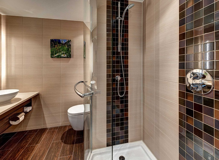 Варианты укладки кафеля в ванной фото
