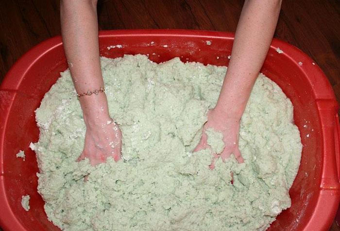 Изготовление жедких обоев своими руками из бумаги фото