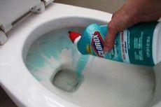 Как и чем очистить известковый налет в унитазе?