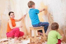 Как снять обои со стен: эффективные способы