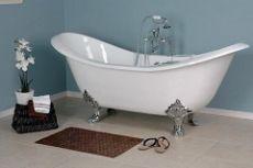 Как выбрать акриловую ванну фото