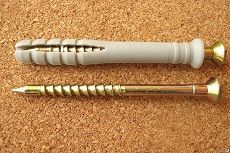 Дюбель-гвоздя 6х40, технические характеристики