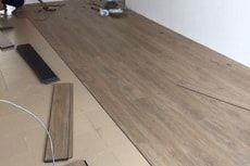 Укладка ламината на бетонный пол фото