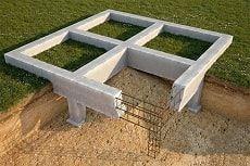 Свайно-ленточный фундамент плюсы и минусы фото