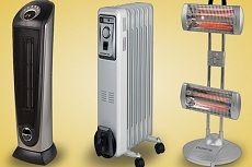 Самые энергосберегающие обогреватели для дома