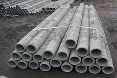 Трубы асбестоцементные безнапорные, напорные: размеры, применение, особенности соединения