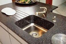 Чем отмыть каменную столешницу на кухне от жира и пятен
