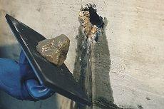 Гидропломба для заделки течей в бетоне: приготовление и нанесение
