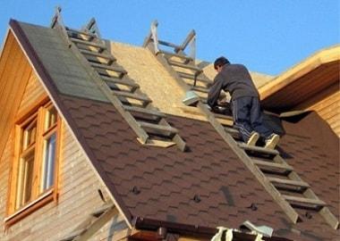 Чем покрыть крышу дома недорого