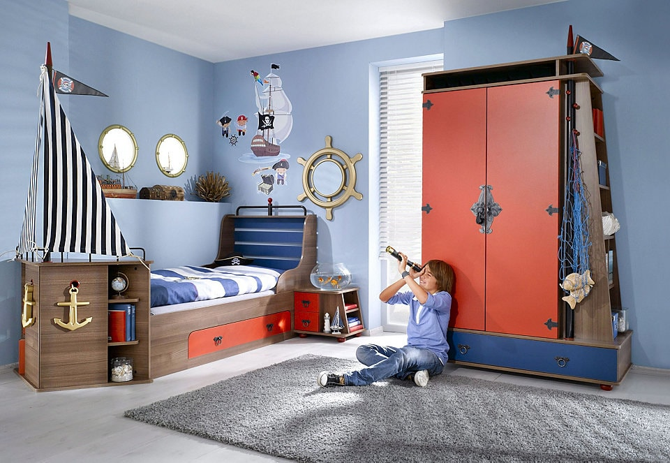 Детская комната мальчика фото