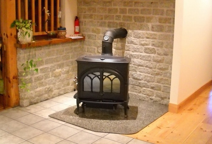 Дымоход для печь камина