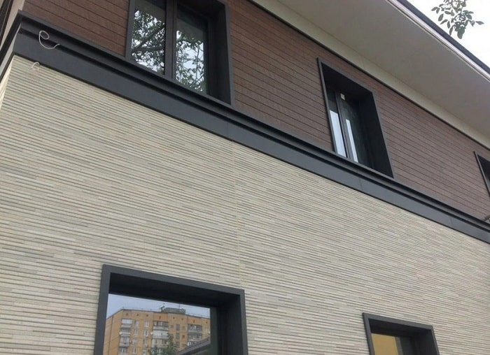 Фасадные панели для наружной отделки дома – виды, характеристики