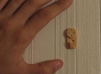 Как прикрепить рамку к стене