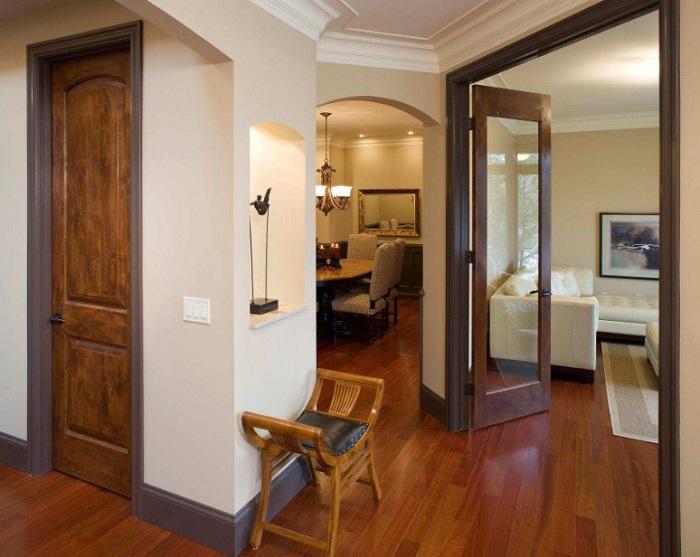 Межкомнатные двери для квартиры фото