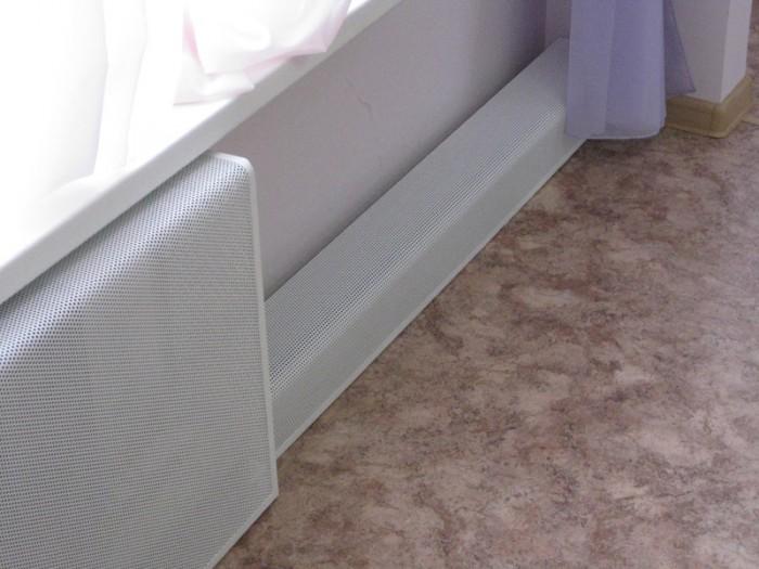 Как замаскировать вертикальную трубу отопления в комнате. Как сделать короб из гипсокартона. Видео: пример декорирования трубы отопления