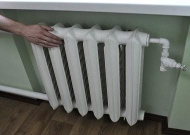 Температура в квартире ниже нормы