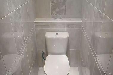 Как закрыть трубы в туалете фото
